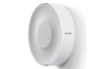 Netatmo Smart Indoor Wireless Security System Detector Siren Door Alarm Home WHT