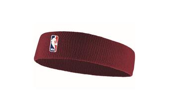 Nike Elite Headband Sports Sweat/Head Band Workout Fitness Running Red/Maroon