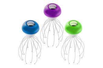 1pc Homedics Happy Head Massage Equipment Scalp Massager Assorted/Random Colour