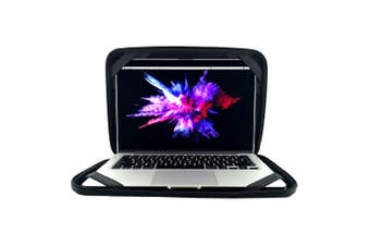 "NVS Fusion Work-In Bag/Case/Carry Pouch f/11.6"" Device/Laptop/MacBook/Chromebook"