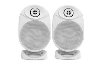 """Pure Acoustics 120W RMS 6.5"""" Active Indoor Outdoor 2-Way Speaker Bluetooth IP-X6"""