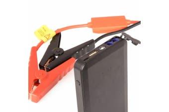 Laser 6000mAh Power Bank USB Charger/Portable Jump Starter Emergency Car Battery