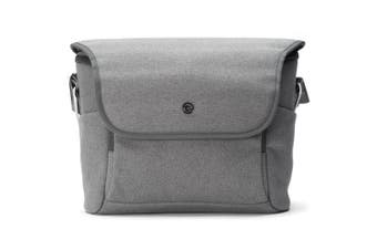 Booq PC-GRY Python Catch Camera/Laptop Bag for DSLR/Lenses/iPad/ MacBook Grey