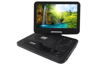 "10"" Portable dvd player Multi region/All Region/free zone DVD CD/MP3USB port"