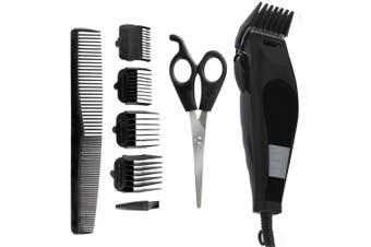 10pc Vivitar Hair/Beard Grooming/Clipping Haircut Cutting/Trimmer/Clipper Kit