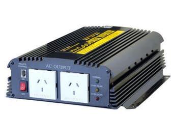 DOSS 1200W 2400W Max 12V DC 240V AC Power Inverter for Boat/Caravan/Camping/Car