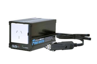 240V Ac Inverter - Transforms Your 12V Car Battery Into A 240V Ac Outlet 150W