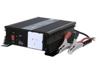 Doss AC DC Power Inverter 600W 1500W Max 12V - 240V for Boat/Caravan/Camping/Car
