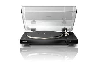 Pioneer PL-30-K Automatic Turntable 33 - 45 rpm/Vinyl Player/hands-off operation