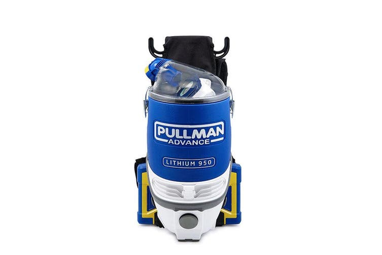 Pullman 450W Advance Lithium Commercial Cordless Backpack Vacuum Cleaner PL950