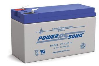 Doss 12V 7Amp Rechargeable Sla Battery Sealed Lead Acid New