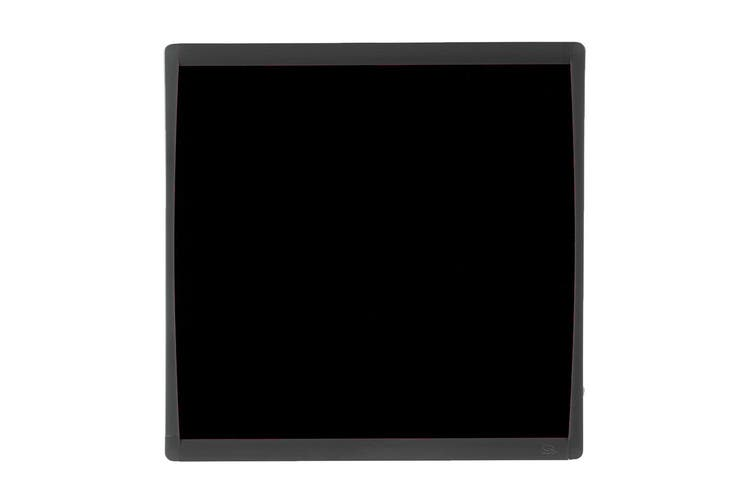 Quartet Basics Chalkboard 350x350mm Memo Notes Magnetic Board Learning Tool BLK