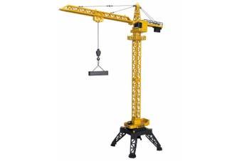 Lenoxx 120cm  1:14 2.4GHz RC Remote Control Tower Crane w/ Sounds/lights Toy