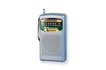 Portable Pocket AM FM Radio Speaker/Telescopic/Antenna/earphone plug jack 3.5mm