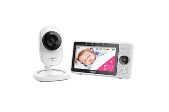 Vtech Wi-Fi 1080p LCD Video/Audio Baby Safety Monitor w/Remote Access/Lullabies