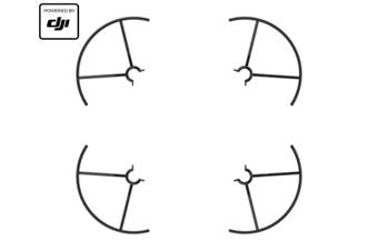 4pc Ryze Propeller Guards Accessories Powered By DJI for Tello Drone Camera BLK