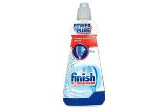 Finish 385ml Dishwashing Rinse Aid Shine & Dry Regular Shiny/Clean/Dry Dishes