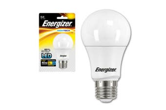 Energizer LED Screw E27 White 6.3w 40W Light Globe/Lightbulb Lamp Bulb 470 Lumen