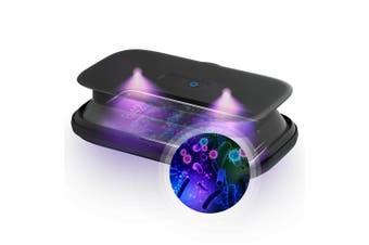 Homedics UV Clean Sanitiser Kills 99.9% Germs Phone/Jewellery/Glasses/Earphones