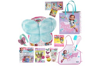 Butterbeans Cafe Showbag w/ Backpack/Apron/Cupcake/Baking/Ice Cream/Activity Set