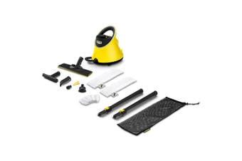Karcher SC2 Deluxe Easy Fix Premium Steam/Steamer Cleaner/Floor Kit/Nozzle/Cloth