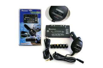 Sansai Portable VCD/CD/MD/MP3 Car Stereo Cassette/Tape Adaptor/Converter Kit