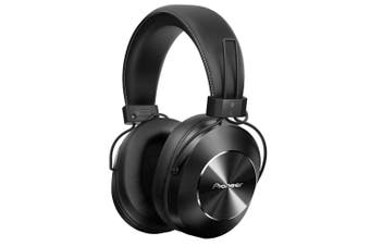 Pioneer SE-MS7BT-K Wireless Bluetooth/NFC Stereo Over-Ear Headphones/Headset/Mic