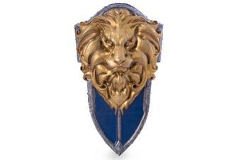 orld Of Warcraft 3,360mAh Lothar's Stormwind Shield PowerBank Dual USB Charger