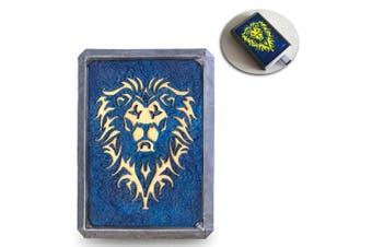 World Of Warcraft 6,720mAh Alliance Symbol Portable Dual USB Charger PowerBank