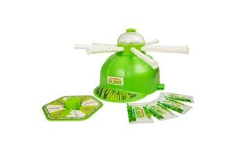 Nickelodeon Slime Soaker Game w/4x DIY Instant Slime Powders/Helmet f/ Kids 5y+