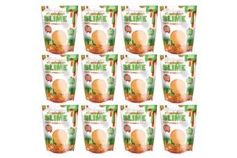 12x Nickelodeon Slime Crazy Hydro Slime Beads/Glitter Toy Kids Volcanic Eruption