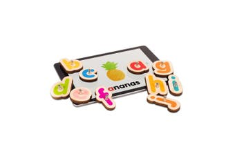Marbotic Lower Case Smart Letters Kids Education Learning Toys for Apple iPad 3+