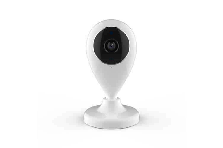Laser Smart IP Wireless HD Security/Surveillance/CCTV Camera w/ Night Vision