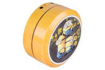 Despicable Me Minions Portable/Rechargeable Mini Speaker 3.5 for iPhone/iPod