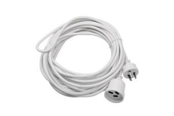 Sansai 10M Power Extension Cord/Lead 10A/240V/2400W Max Home/Office AU 3-Pin