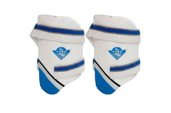 2x Spartan MC 1000 Cricket Thigh Pad Guard/Protection Left Handed Youth Size