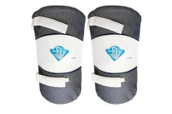 2x Spartan MC Michael Clarke 3000 Cricket Thigh Pad Guard/Protection Youth Size