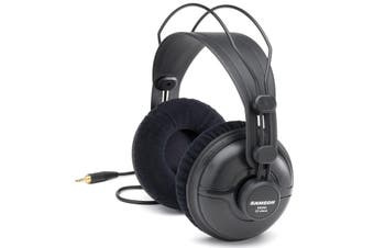 Samson SR950 Professional Studio Headphones/Noise Reduction/3.5mm/6.3mm adapter