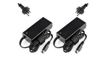 2x Swann Switching Adapter Power 110-240V 3.0A 48V 2000mA AU for NVR-8580 Series
