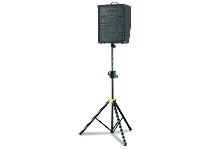 Hercules Foldable Floor Stand/Holder/Mount for Stage PA Speaker w/Adaptor Black