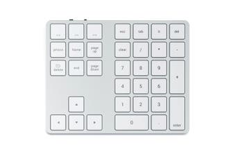 Satechi USB-C Rechargeable Keypad Bluetooth Wireless Extension f/Mac Keyboard SL