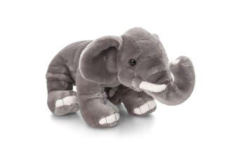 Keel 30cm Elephant Zumba Size Baby/Toddler 12m+ Plush Stuffed Animal Toy Medium