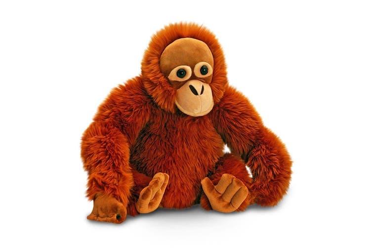 Keel 45cm Kids/Children Large Ollie Orangutan Monkey Plush Soft Stuffed Toy BRW