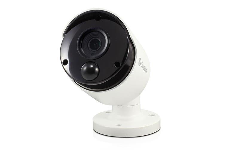 2PK Swann Thermal-Sensing Bullet Home 3MP Security Camera CCTV Day/Night Vision
