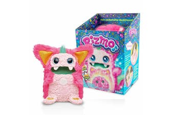Rizmo Evolving Baby/Kid/Adult Musical Friend Surprise Pet Toy Doll Berry Pink