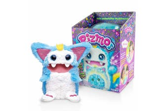 Rizmo Evolving Baby/Kid/Adult Musical Friend Surprise Pet Toy Doll Aqua Blue