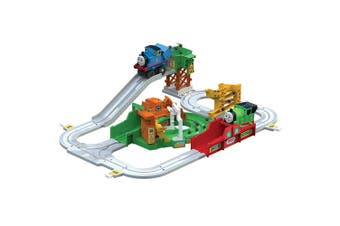 Thomas & Friends Big Loader Motorise/Electric Train w/ 2m Track/Kids/Toddler Toy