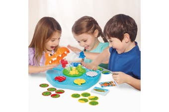 Tomy E72471 Crunching Croc Family Game/Kids Children Active Preschool Toy 5yr+