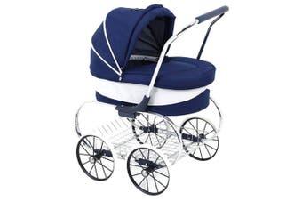 Valco Baby Just Like Mum Princess Doll Stroller/Mini Pram Toy Kid/Children Navy