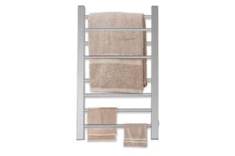 Lenoxx 80cm 120W Electric Wall Mountable Heated Towel Rail/Holder Dryer Bathroom